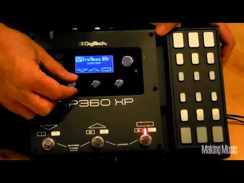 Digitech Guitar Effects Pedal Gear Review