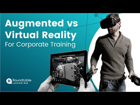 AR vs. VR Training: How to Choose the Best Training Technology ...