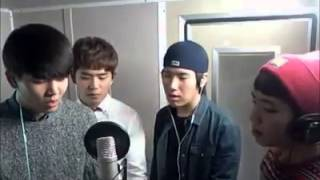 EXO-K - Miracles in december cover