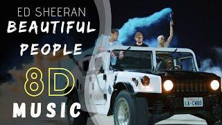 Ed Sheeran    Beautiful People (3D Audio) Feat. Khalid