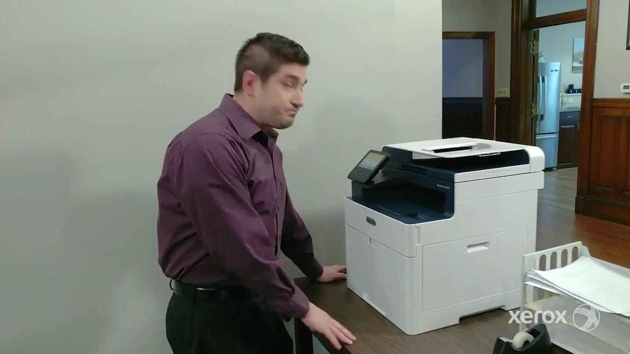 Xerox WorkCentre 6515: The Bonus YouTube Video