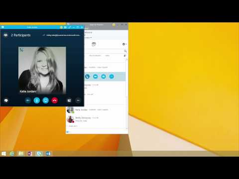 Skype for Business: A quick introduction