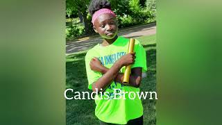 PICTFC Athlete Candis Brown
