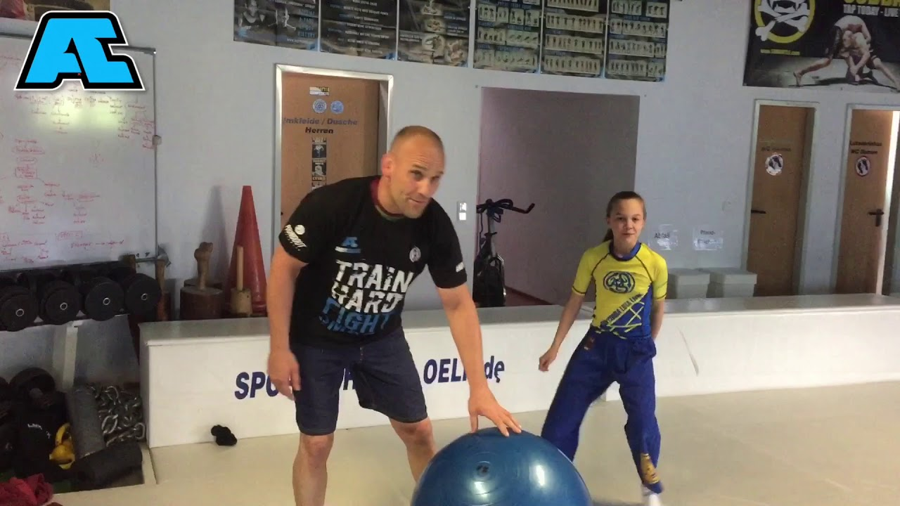 SAFE KIDS - GYMBALL TRAINING