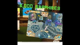 The Traveling Salesman In Crystal Sands Animal Jam Play Wild - Most