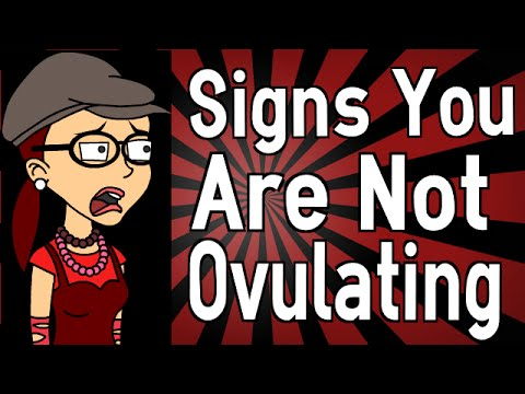 Signs You Are Not Ovulating