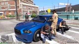 GTA 5 - Rescue Mod V - COAST GUARD - (GTA 5 Rescue Mod PC