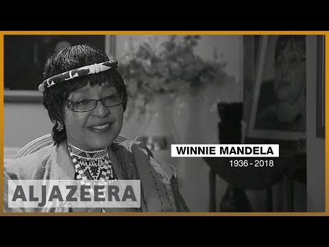 🇿🇦 Anti-apartheid icon Winnie Mandela dies | Al Jazeera English