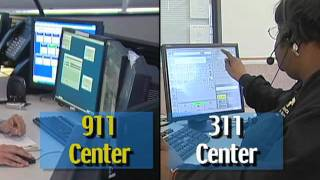 311 City Services Center