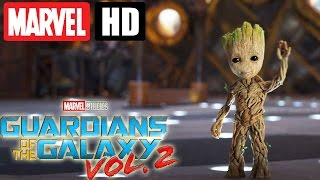 GUARDIANS OF THE GALAXY VOL. 2 - offizieller Trailer #2