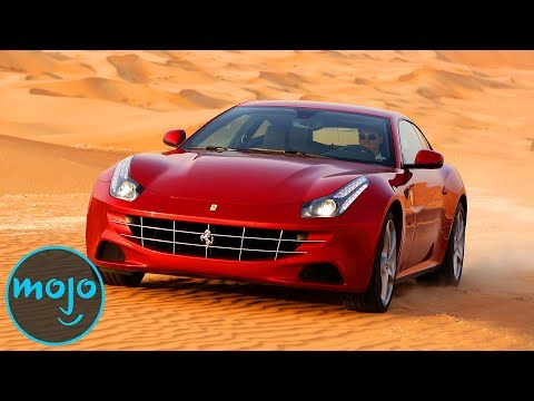 Top 10 Amazing Luxury Cars