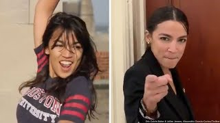 Ocasio Cortez, Criticized For Dance Video, Responds With More Dancing