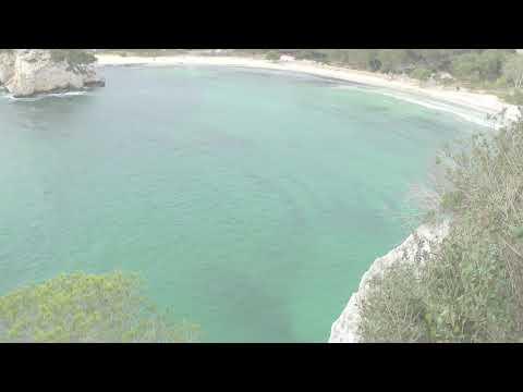 Desde Ferreiras a Líthica en Menorca