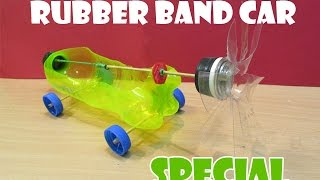 How to make car using rubber bands most popular videos how to make a rubber band powered carhelp of propeller easy tutorials malvernweather Images
