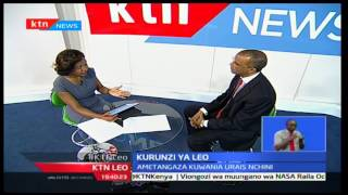 Kurunzi ya Leo: Wakili Phillip Murgor atangaza kuwania urais