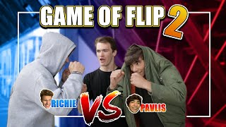 GAME OF FLIP - Richie VS Pavlis | by Freemove
