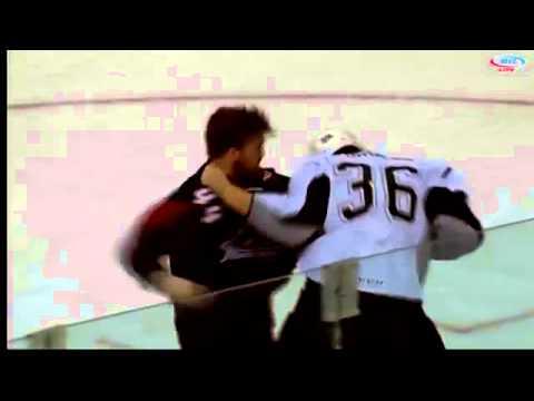 Tony Turgeon vs. Daniel Maggio