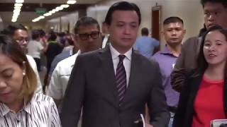 Trillanes seeks Senate probe on Bong Go's projects
