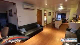 preview picture of video 'Margaylea Houseboat - All Seasons Houseboats Mildura'