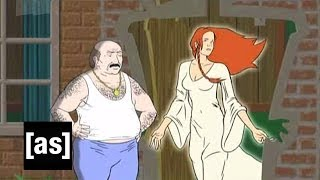 Welcome To Your Highbeams | Aqua Teen Hunger | Adult Swim