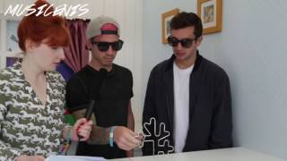 Are twenty one pilots Easy to Stress Out?