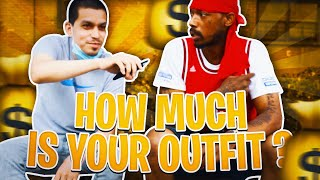 HOW MUCH IS YOUR OUTFIT? NEW YORK CITY HOOD EDITION | PUBLIC INTERVIEW