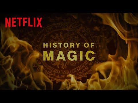 Bright (Featurette 'History of Magic')