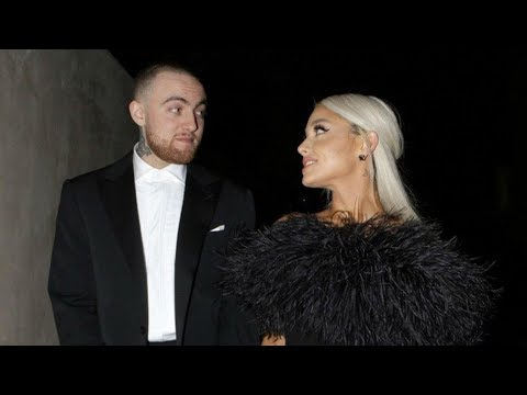 Ghostin - Ariana Grande Video // Mac Miller Tribute