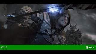 The Elder Scrolls Online The Arrival Cinematic Trailer video thumbnail
