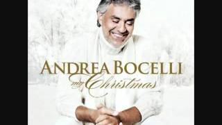 Andrea Bocelli with The Mormon Tabernacle Choir Sing ~ The Lord's Prayer