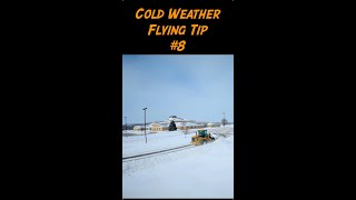 Cold Weather FPV Flying Tip 8 - #shorts