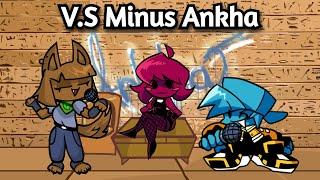 FNF    VS Ankha - Minus   Mods/Hard/Crossing  