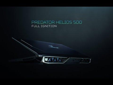 Predator Helios 500 Gaming Laptop – Full Ignition