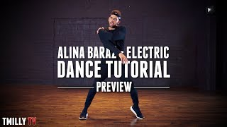 Jake Kodish - ELECTRIC - Dance Tutorial [Preview] - #TMillyTV