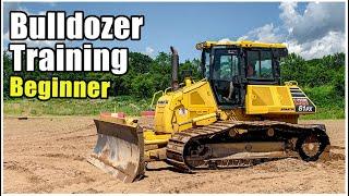 Bulldozer Training (Beginner) | Heavy Equipment Operator Training