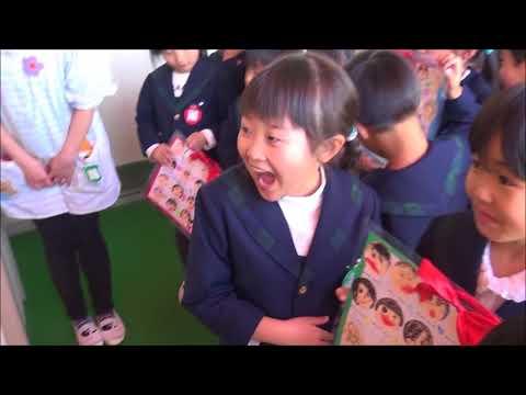 笠間 友部 ともべ幼稚園 子育て情報「おいしい給食をありがとうございました。」
