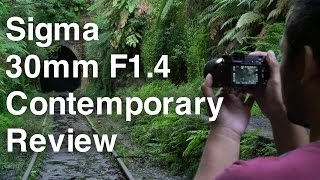 Sigma 30mm F1.4 DC DN Contemporary Review   John Sison
