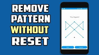 2 Ways to Unlock Android Pattern Without Loosing Data 2018 | Tech Zaada