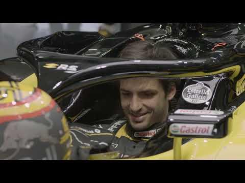 Castrol & Renualt F1 Sport Team