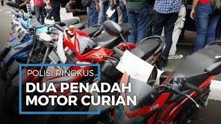 Polisi Tangkap Penadah Motor Curian Wilayah Tangsel, Beli Harga Rp3 Juta per Unit