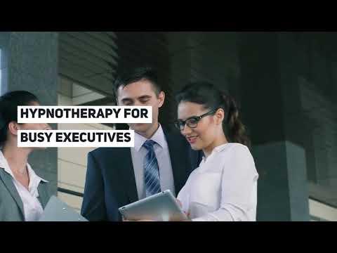 Hypnosis for Busy Executives