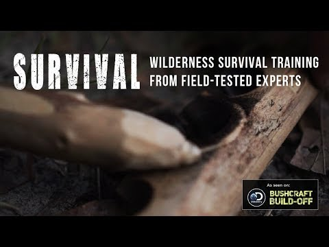 American Survival Co. - Wilderness Survival Training - YouTube