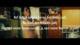 Ufo361 Feat. RAF Camora – Nummer (Official HQ Lyrics) (Text)