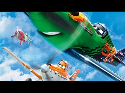CGR Undertow - DISNEY'S PLANES review for Nintendo Wii U