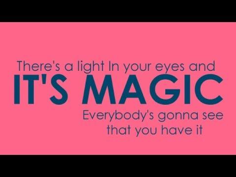 Tini Stoessel - Born To Shine (Lyric Vídeo)