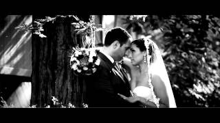 Black & White Wedding Demonstration