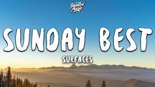 """Surfaces - Sunday Best (Lyrics) """"feeling good, like I   - YouTube"""