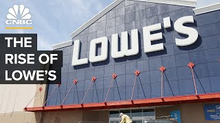 How Lowe's Is Competing With Home Depot