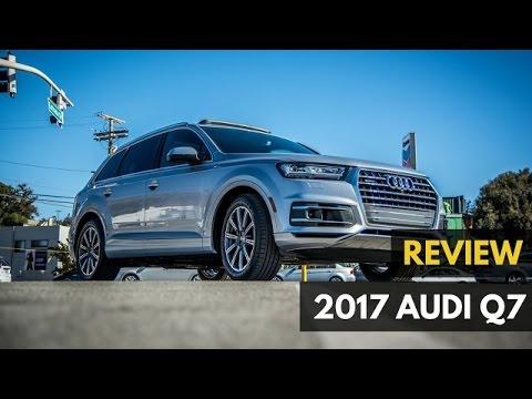 2017 Audi Q7 Review - Gadget Review