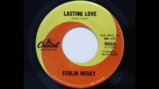 Ferlin Husky - Lasting Love (Capitol 5522)